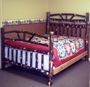 Rustic Bedroom Furniture - Zimmermans Country Furniture ...